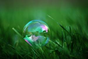 La bulle sacrée rayonnante