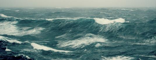 Message de l'océan